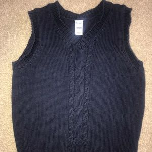 Sweater Vest for boys size 4T